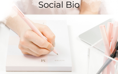 5 Must-Have Pieces of Info For Your Social Bio